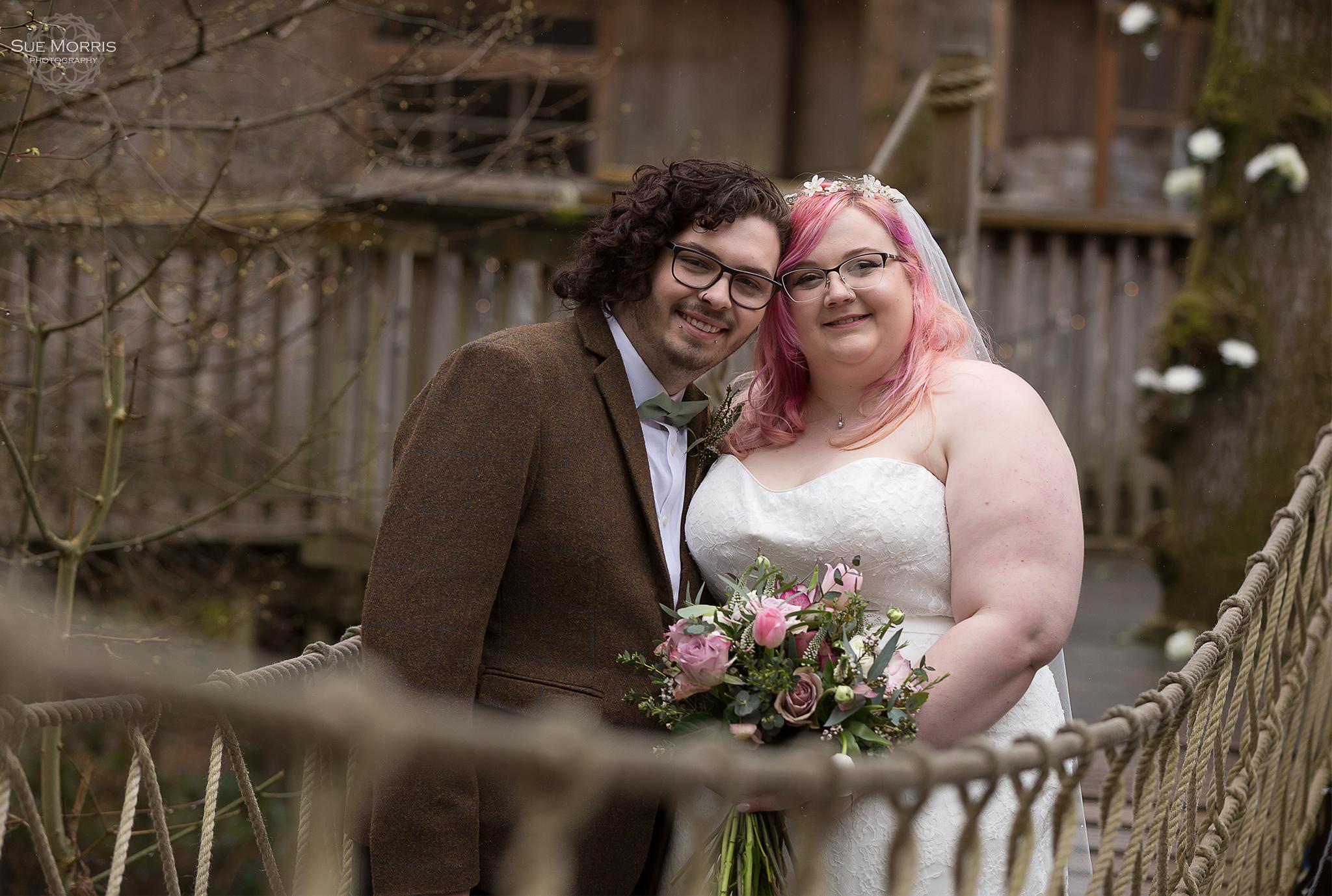 Tree House Study Centre Wedding